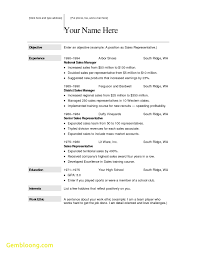Resume Format Word Download Free New Resume Template Word Download Best Templates 36
