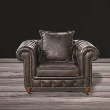 china vintage retro style leather sofa furniture china fabric sofa chesterfield sofa