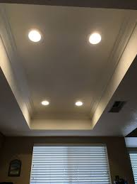az recessed lighting kitchen remodel and transformation removal of old fluorescent lighting and installation of