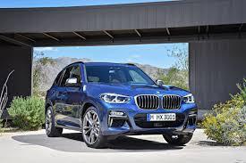 BMW reveals all-new 2018 X3 - Australian Business Traveller