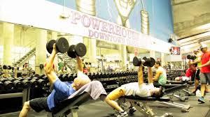 powerhouse gym tour