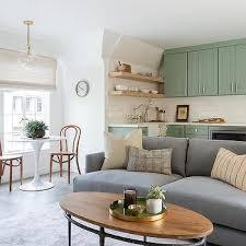 oval coffee table design ideas