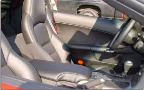 color center console cover for c6