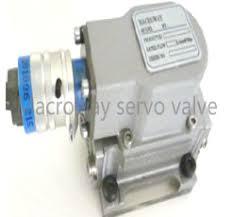 Hot Item Servo Valve Servo Motor Valve Replace Idle Control Valve Moog Hydraulic Servo Valve Electric Servo Valve