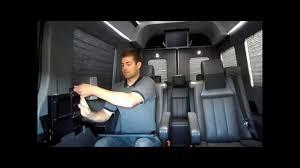 Auto Mobile Office Luxury Mercedes Benz Sprinter Jet Van Passagner Vehicle