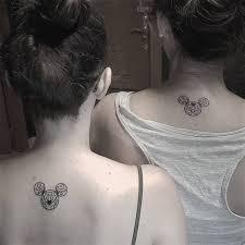 крутейшие идеи парных татуировок для настоящих подруг
