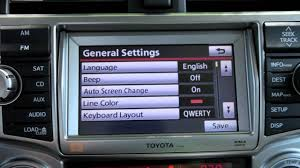 HOW TO - Toyota Generation 6 Navigation Set Up - Part 1 - YouTube