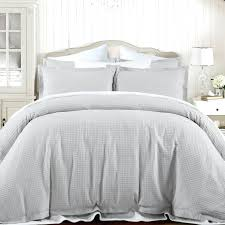 hotel collection waffle weave duvet covers created for id amazing grey bedding s macys california king