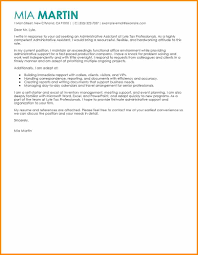 general administrative assistant cover letter cladministrative assistant administration office support