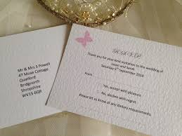 rsvp cards with envelope, rsvp cards, reply cards, rsvp cards for Who Are Wedding Rsvp Cards Returned To pink butterfly rsvp card, return addressed envelope 65p each who should wedding rsvp cards be returned to