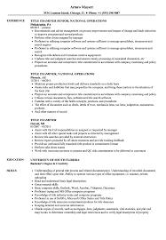 Resume Title Samples Title Examiner Resume Samples Velvet Jobs 84