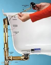 drain stopper for tub photo 4 of 8 how to fix bathtub drain stopper bathtub drain drain stopper for tub bathtub