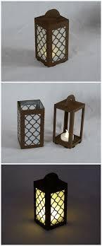 Diy Lantern Lights