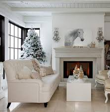 Living Room Christmas Decor Simple Christmas Decorated Living Rooms Ideas Living Room Living