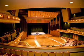 Cofrin Family Hall Weidner Center For The Performing Arts