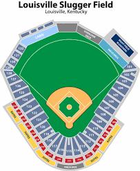 Louisville Seating Chart Football Louisville Slugger Field Seating Chart Louisville Slugger