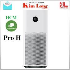 Giá bán Máy Lọc Không Khí Xiaomi Pro H Mi Air Purifier Bản Quốc Tế Toàn Cầu  - Chính Hãng Digiworld
