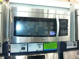 Best Over The Oven Microwaves Samsung Smh1713s Stainless Steel Over The Range Microwave Review