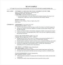 Mba Resumes Samples Resume Format For Freshers Finance Resume ...