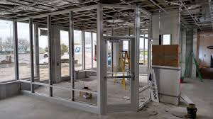 aluminum glass door installation 009 002 003