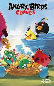 Amazon.com: Angry Birds Comics Volume 2: When Pigs Fly (9781631402487):  Tobin, Paul, Toriseva, Janne, Corteggiani, Francois, Heinzlo, Anastasia,  Ferioli, Cesar: Books