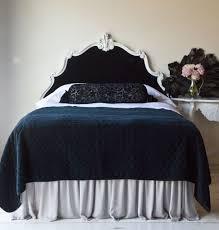 blue velvet bedding
