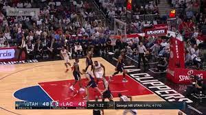 Los Angeles Clippers vs Utah Jazz Full ...