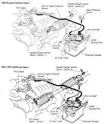 2005 toyota ta a engine diagram wire diagram