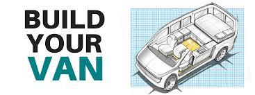 build your van graphic