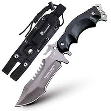 HX <b>outdoors Trident Outdoor</b> Knife Tactical Military Special war ...