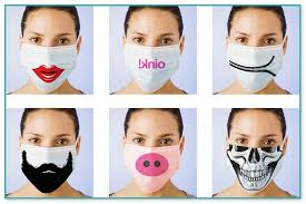 Decorative Face Masks Decorative Medical Face Masks 95