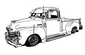 Small Picture 1950 Chevy Truck Lowrider Cars Coloring Pages Download Print