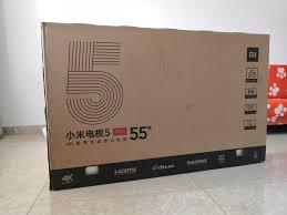tivi xiaomi TV5 PRO 55 inch - 14.500.000đ