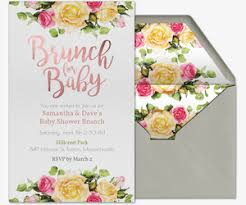 Baby Shower Invitations That Can Be Edited Free Baby Shower Invitations Evite