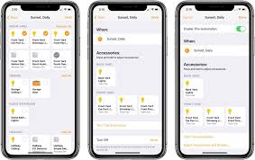 Home Automation Lights Iphone Homekit Weekly Automating Outdoor Lights On And Off Based