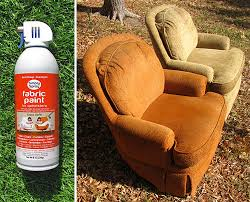 fabric paint for furnitureWhy Reupholster Your Old Furniture When You Can Just Paint It