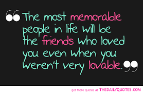 friendship quotes page of the daily quotes the most memorable people