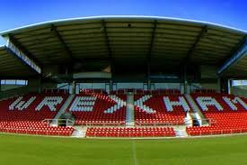 Short video of the start of the £300k revamp at glyndwr university racecourse stadium home to wrexham fc. Wrexham S Racecourse Ground Sold To Glyndwr University North Wales Live