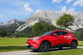 Toyota C-HR: Hybrid-Crossover