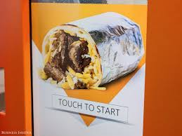 Burrito Vending Machine Classy Burritobox Burrito Vending Machine Business Insider