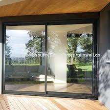 Office sliding window Exterior China Office Sliding Window Large Double Glass With Good Heat Insulation Function Doctors Lock China Office Sliding Window Large Double Glass With Good Heat