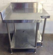 stainless steel benches. Commercial Kitchen Simply Stainless SS04-07-0900 Corner Bench With Splashback Steel Benches R