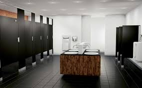 office washroom design. information on buying toilet partitions for your business type, with informational links to various important office washroom design