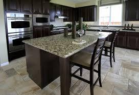 granite top kitchen island table best of