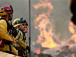 Enough With The Random Donations, LA Firefighters Implore | Pacific ...