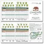 Countryside Golf Club – Scorecard – Fore Better Golf, Inc.