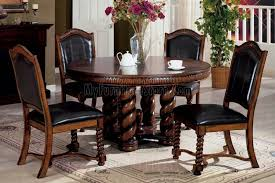 BROOKVILLE II DINING ROOM SET BY FURNITURE OF AMERICA CM3611RT