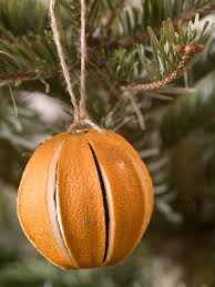 Drying Out Oranges Christmas Decorations Natural Christmas Tree Decorations Hgtv