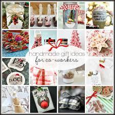 20 handmade gift ideas for co workers via createcraftlove com