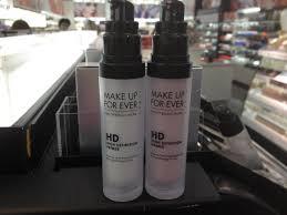 make up for ever hd high definition primer